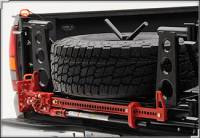 Titan Rear Tire Carrier - Image 4
