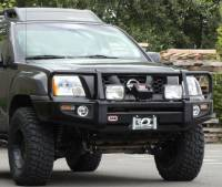 Armor - ARB Winch Mount Bull Bar - ARB Xterra Winch Mount Bull Bar