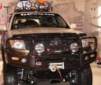 ARB - ARB Frontier Winch Mount Bull Bar - Image 2
