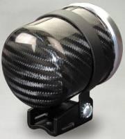 """Gauges & Gauge Pods - Gauge Cups and panels - 5"""" Carbon Fiber Monster Tachometer Cup"""