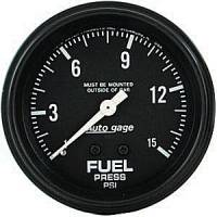 Autogage - Auto Meter Auto Gage Fuel Level and Pressure Gauges - Fuel Pressure Gauge