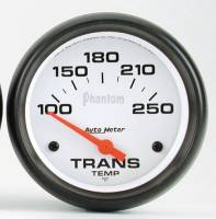 Gauges & Gauge Pods - Phantom Series Gauges - Trans Temperature 100-250 F