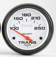 Gauges & Gauge Pods - Phantom Series Gauges - Trans Temperature 100-250 F