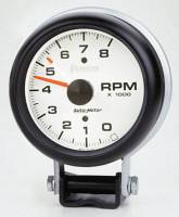 Gauges & Gauge Pods - Phantom Series Gauges - 8,000 RPM Electric Tachometer