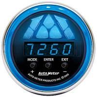 Cobalt Series Gauges - Auto Meter Cobalt Speedometers, Tachometers, and Fuel Gauges - Digital Pro Shift System Level 2