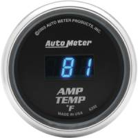 Cobalt Series Gauges - Auto Meter Cobalt Temperature and Oil Gauges - Amp Temperature