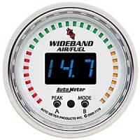 "C-2 Series Gauges - Auto Meter C-2 Tachometers, Speedometers, and Fuel Gauges - 2-1/16"" Air/Fuel Ratio Kit"