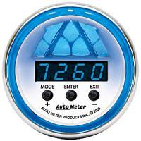 "C-2 Series Gauges - Auto Meter C-2 Tachometers, Speedometers, and Fuel Gauges - 2-1/16"" Digital Pro Shift System Level 1"