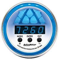 "C-2 Series Gauges - Auto Meter C-2 Tachometers, Speedometers, and Fuel Gauges - 2-1/16"" Digital Pro Shift System Level 2"