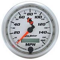 C-2 Series Gauges - Auto Meter C-2 Tachometers, Speedometers, and Fuel Gauges - Electric Programmable Speedometer
