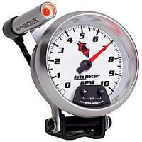"C-2 Series Gauges - Auto Meter C-2 Tachometers, Speedometers, and Fuel Gauges - 3-3/4"" Tach Mini Monster"