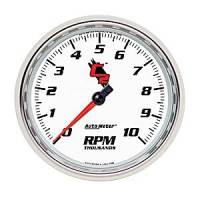 "C-2 Series Gauges - Auto Meter C-2 Tachometers, Speedometers, and Fuel Gauges - 5"" In-Dash Tachometer"