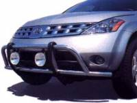 Armor - Front Bumper Guards - Murano Front Nudge Bar