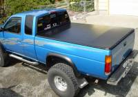 Tonneau Covers - Premium Snap Tonneau Cover - Premium Snap Tonno Cover