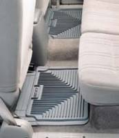 Husky Floor Mats & Cargo Liners - Rear and Second Seat Floor Liners - Second Seat Floor Liners