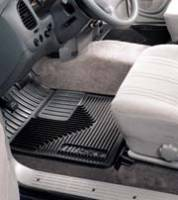 Floor Mats & Cargo Liners - Heavy Duty Floor Protection - Frontier Heavy Duty Front Floor Mats