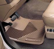 Floor Mats & Cargo Liners - Heavy Duty Floor Protection - Armada Heavy Duty Front Floor Mats