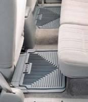 Floor Mats & Cargo Liners - Heavy Duty Floor Protection - Armada Heavy Duty Rear Floor Mats