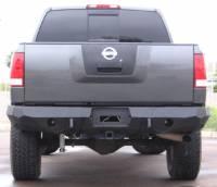Titan Rear Bumper