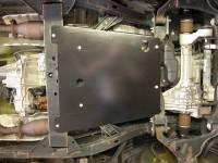 Skid Row Transmission Skid Plate
