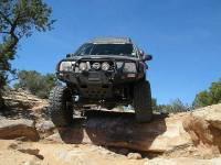Xterra Front Winch Mount Bumper