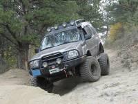 Xterra Front Winch Mount Bumper - Image 6