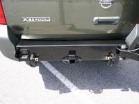 Xterra Rear Bumper & Tire Carrier