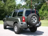 Xterra Rear Bumper & Tire Carrier - Image 5