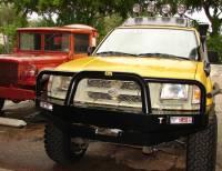 Front Bumpers - Xterra - TJM Xterra Front Bull Bar