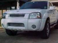 Xterra Polished Billet Bumper Insert