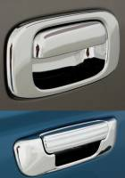 Accessories - Chrome Accessories - Frontier Tail Gate Handle Cover