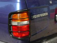 Armor - Tail Light Guards - Pathfinder Tail Light Guards