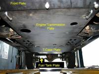 Frontier - 1998-2004 Frontier - Frontier Engine Transmission Skid Plate