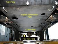 Xterra - 2000-2004 Xterra - Xterra Engine Transmission Skid Plate