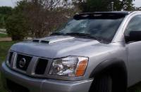 Fiberglass Products & Body Parts - Fiberglass Hood Scoops - Fiberglass Hood Scoop