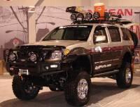 Pathfinder 3 Inch Body Lift - Image 3