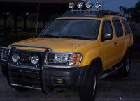 Lighting & Light Accessories - Light Bars - Xterra Light Bar