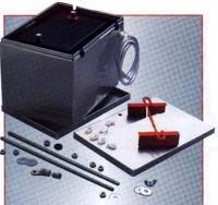 Batteries & Electrical Equipment - Battery Products - Aluminum Battery Box with Battery Cable
