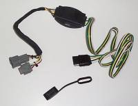 Hitch Products - Wiring Connectors - Frontier Towing Light Wiring Kit