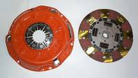 Clutches - Dual Friction Clutch - Pathfinder Centerforce Dual Friction Clutch