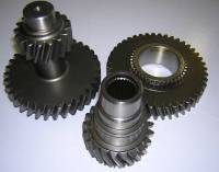 Drive Train - Transfer Case Gears - Frontier Transfer Case Gears