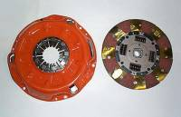 Clutches - Dual Friction Clutch - Frontier Centerforce Dual Friction Clutch