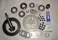 5.38-5.857 Ring & Pinion - Frontier & Xterra - 5.38 Ring & Pinion With Installation Kit