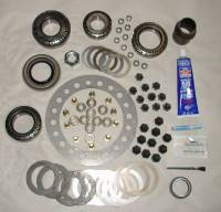 Drive Train - Drivetrain Hardware, Bearings, & Seals - Ring & Pinion Installation Hardware