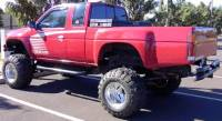 Fiberglass Body Parts - Pathfinder & Hardbody - Hardbody Fiberglass Bed Sides