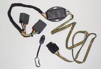 Hitch Products - Wiring Connectors - Hardbody Towing Light Wiring Kit