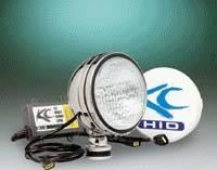 """HID Lights - Flood Lights - 6"""" HID Stainless Steel Flood Light"""