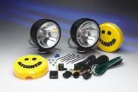 """Daylighters - Driving Lights - 6"""" Round Black Driving Daylighter 130w System"""