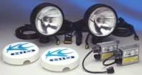 "HID Lights - Driving Lights - 6"" HID Black Driving Light Kit"
