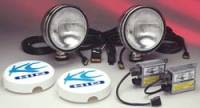 "HID Lights - Fog Lights - 6"" HID Stainless Fog Light Kit"